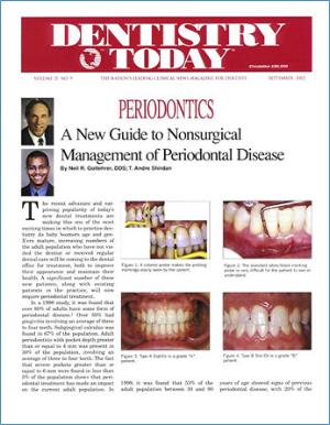 Dentistry Today September 2002