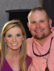 Jaimie & Dr. Kris Frazier