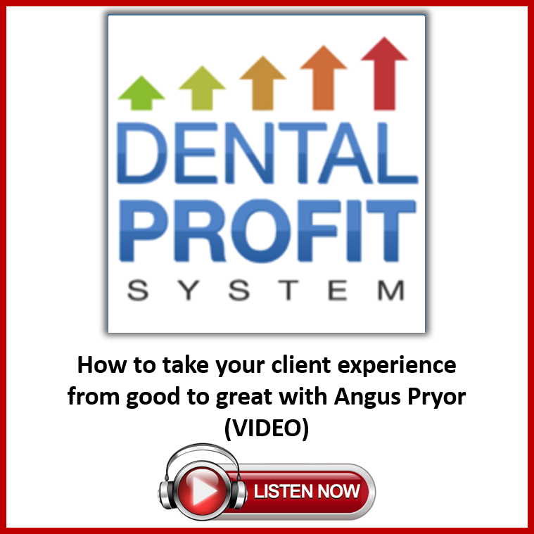 Dental Profit System with Angus Pryor