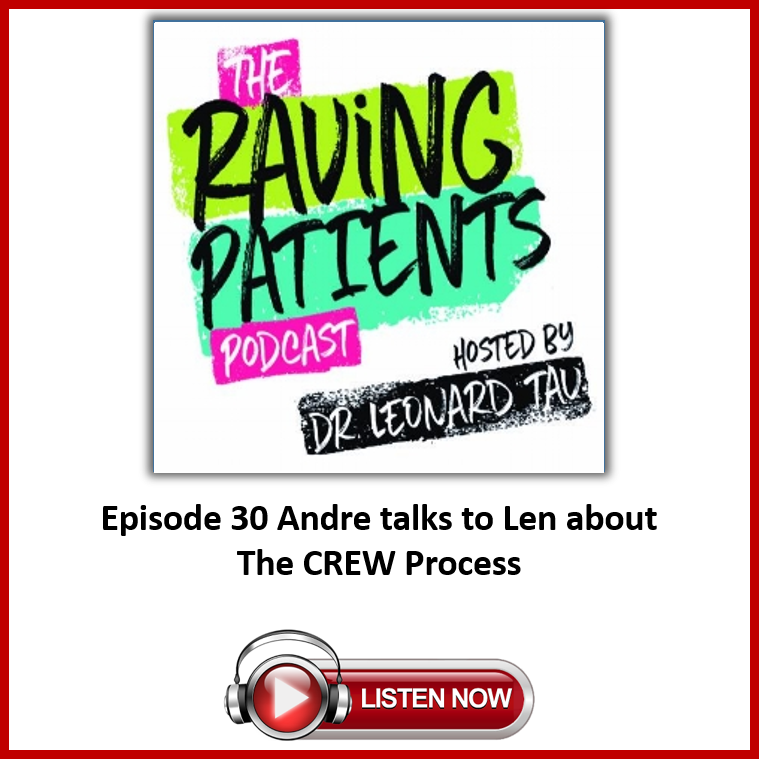 The Raving Patients Podcast with Dr Leonard Tau