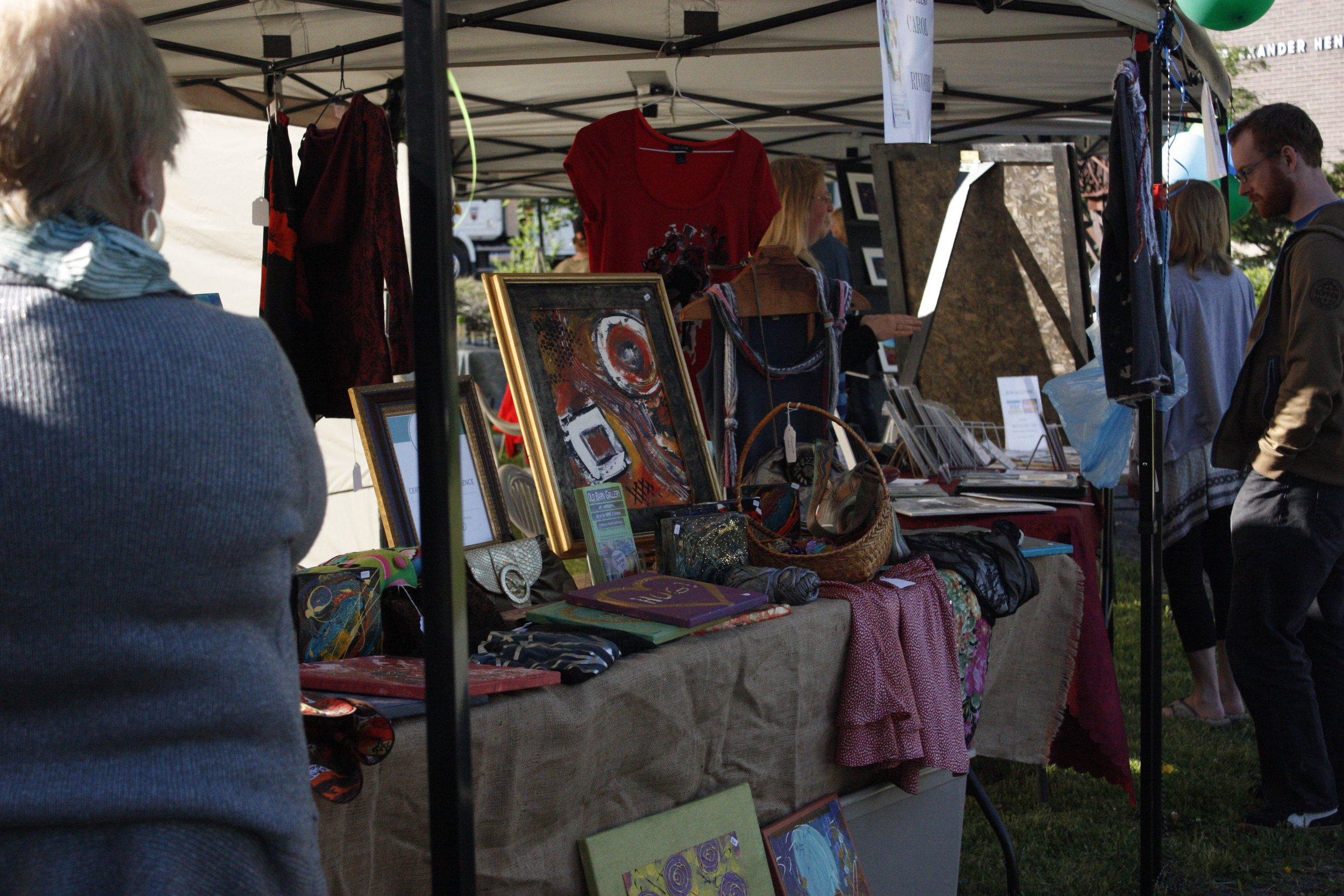 The Art Fair - The Antigonish Art Fair is a bi-weekly festival and market where artists, artisans, musicians, and more come to share their work and passion for the arts. The Art Fair season runs from mid-June to the end of August, with fairs every second Friday evening from 6-9pm.2019 Art Fairs: June 28, July 12, July 26, Aug 09, Aug 23