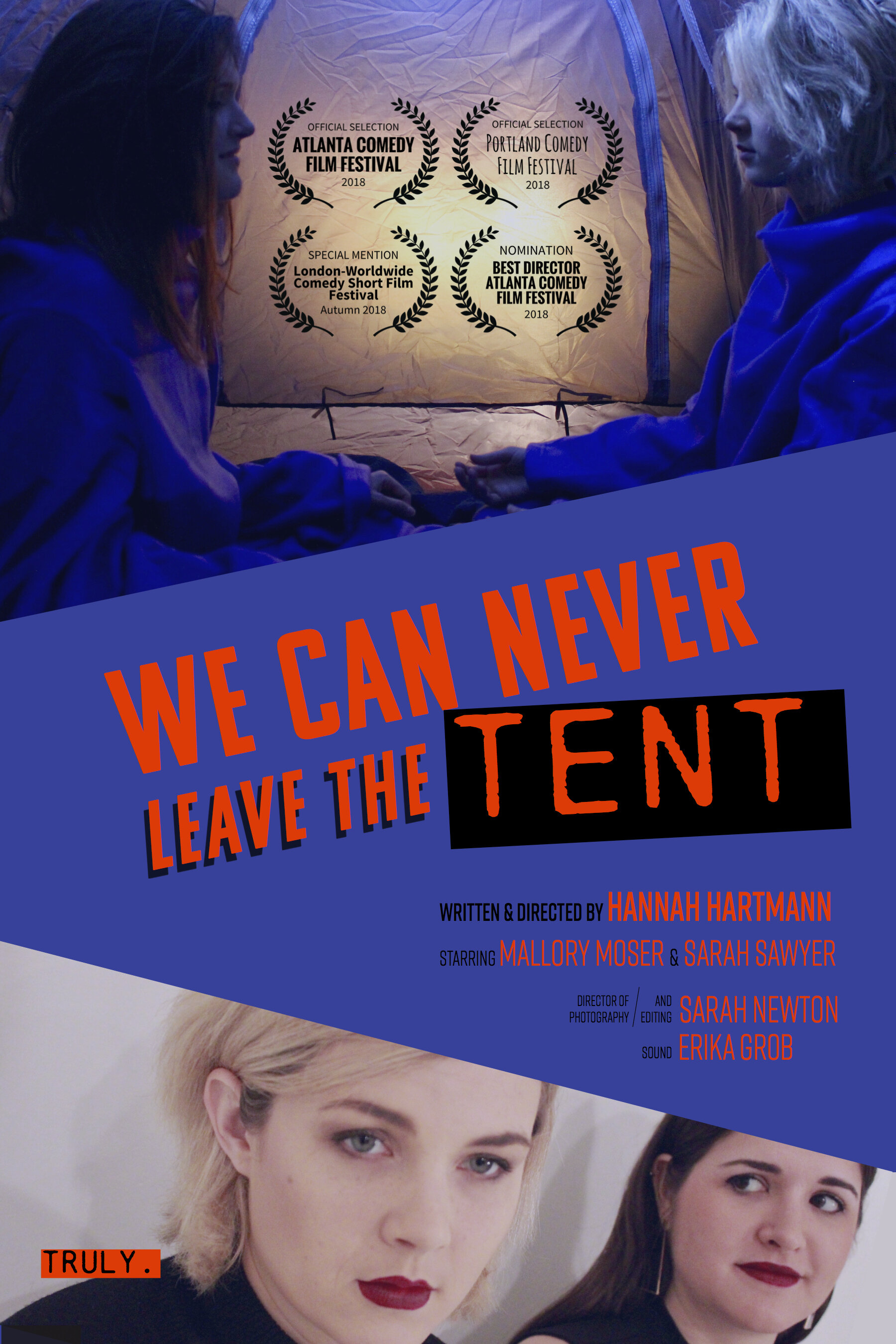 We Can Never Leave the Tent.Poster2.jpg