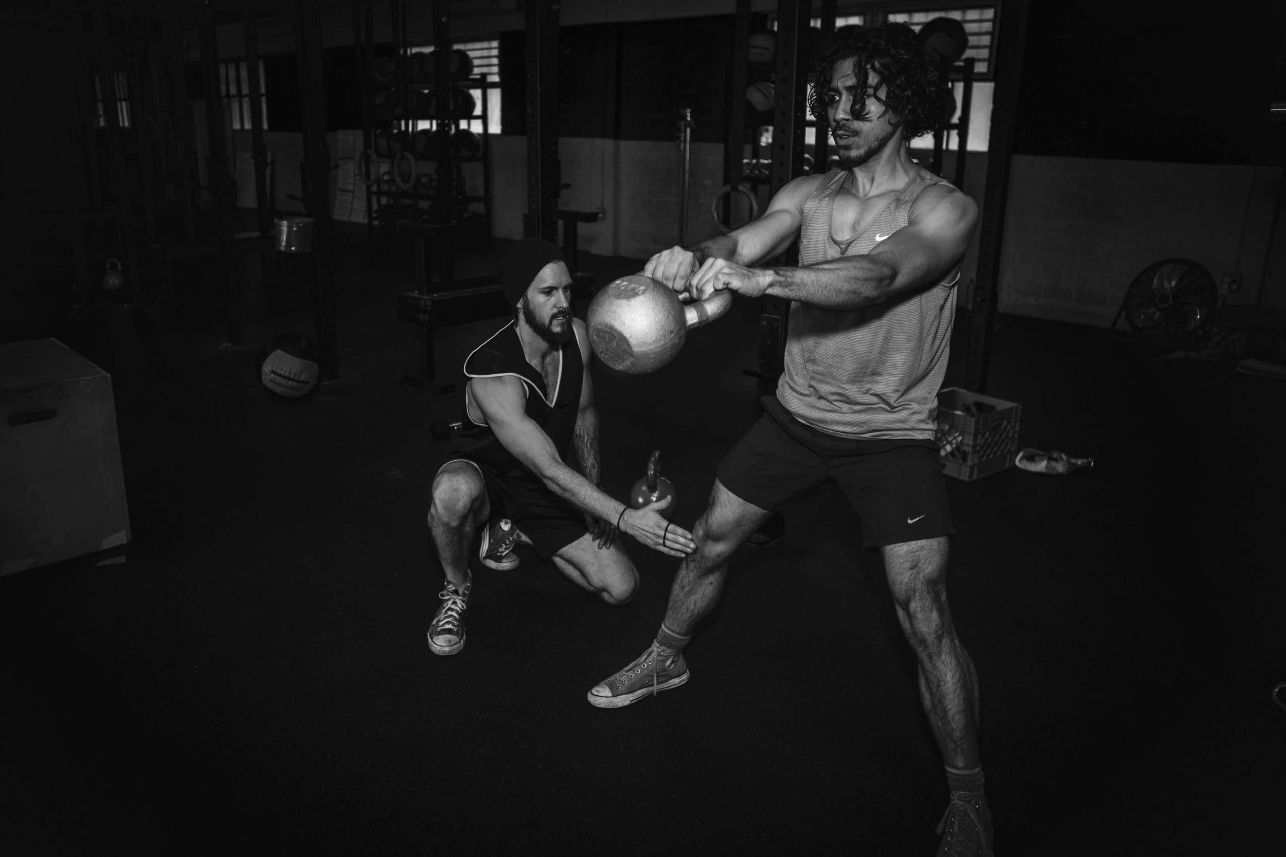 Personal Training - 1-on-1 training designed specifically for your body's needs.