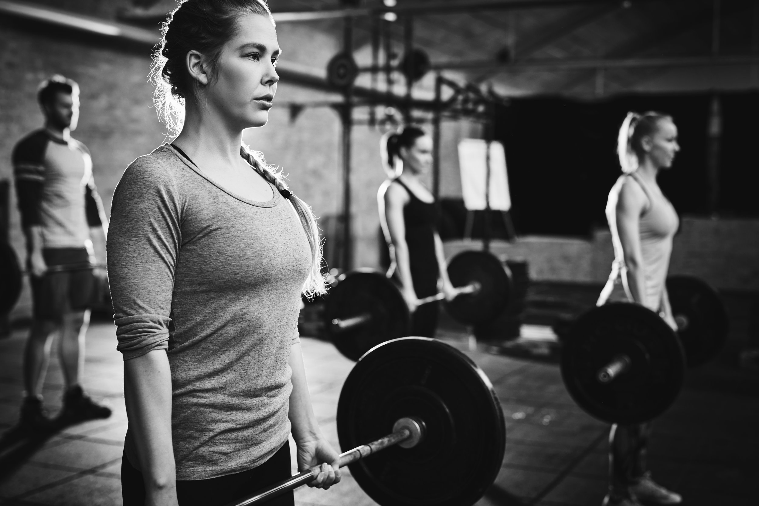 Ladies Lift Too! -