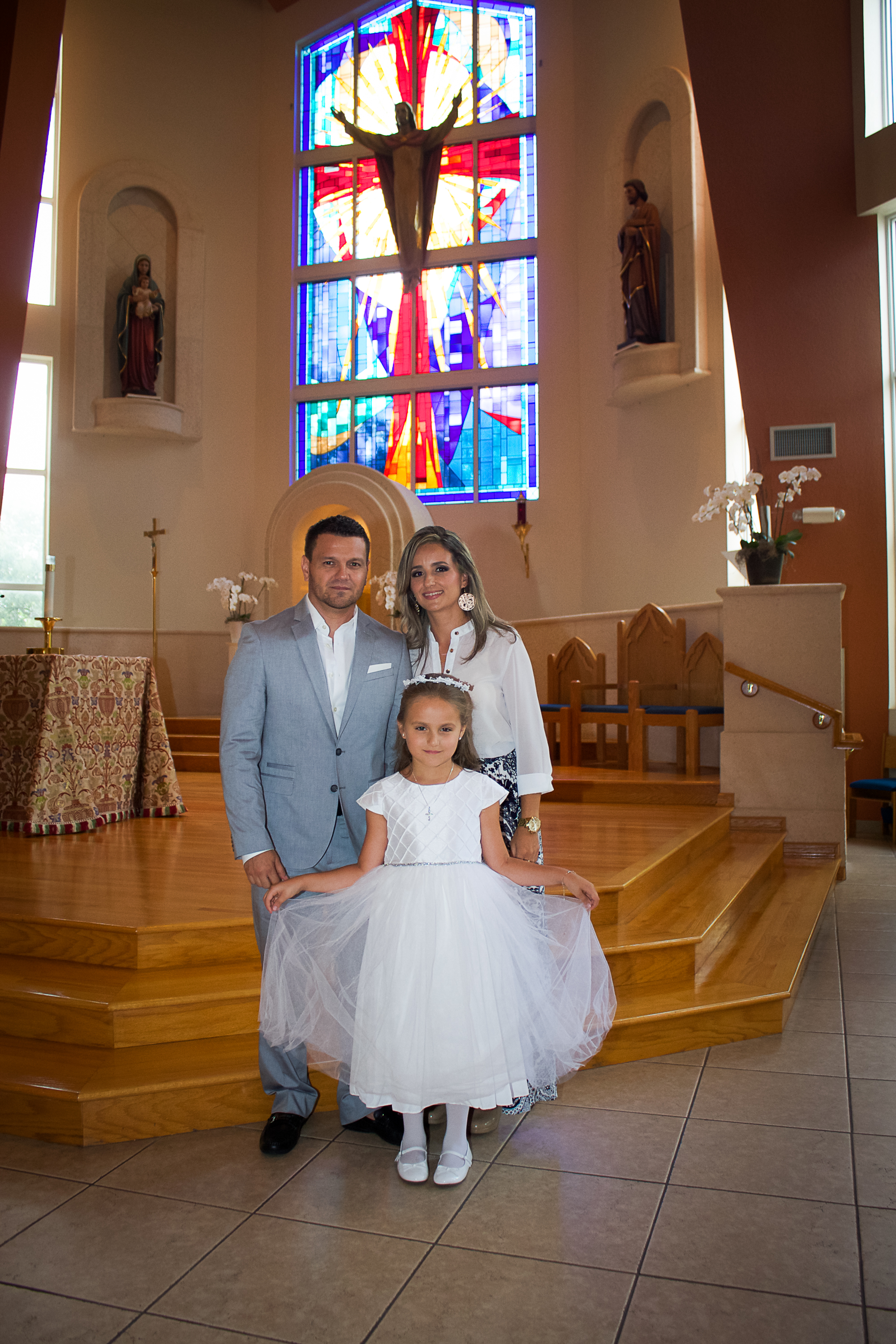 Isabella's First Communion   Nicole Wallace Photography