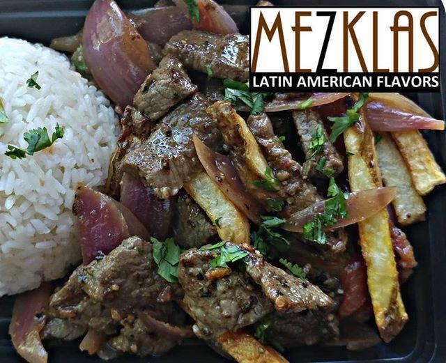 Peruvian Lomo Saltado available tomorrow Tuesday 6/4. Also Tofu Saltado option available.  #eatmezklas #eatbetter #realfood #mezklascatering #latinfood #latinflavors #yummy #tasty #foodie #vallejofoodie #vallejo #sfbayarea #solanocounty #lomosaltado #peruvianfood #peruvianfusion #comidaperuana #cheflife