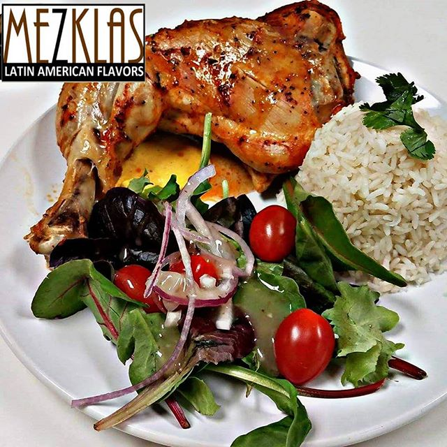 Wednesday 8/7 we'll be making Pollo al Horno with aji sauce.  Let me know if you want some.  #eatmezklas #eatbetter #realfood #mezklascatering #latinfood #latinflavors #yummy #tasty #foodie #vallejofoodie #vallejo #sfbayarea #solanocounty #polloalhorno #chicken #cheflife #catering #ajisauce #ovenroastedchicken #delicious