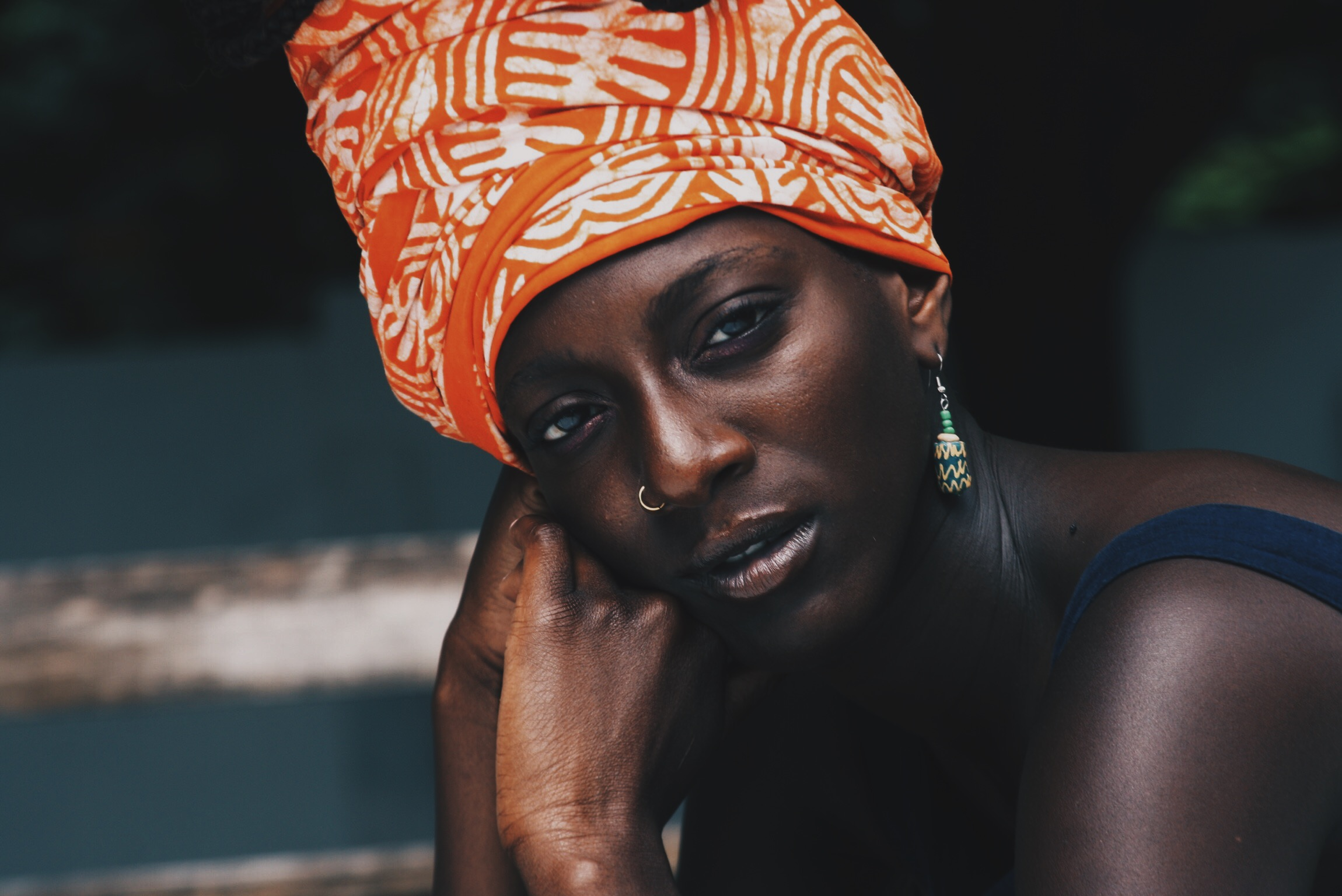 portrait photography inspiration for black people