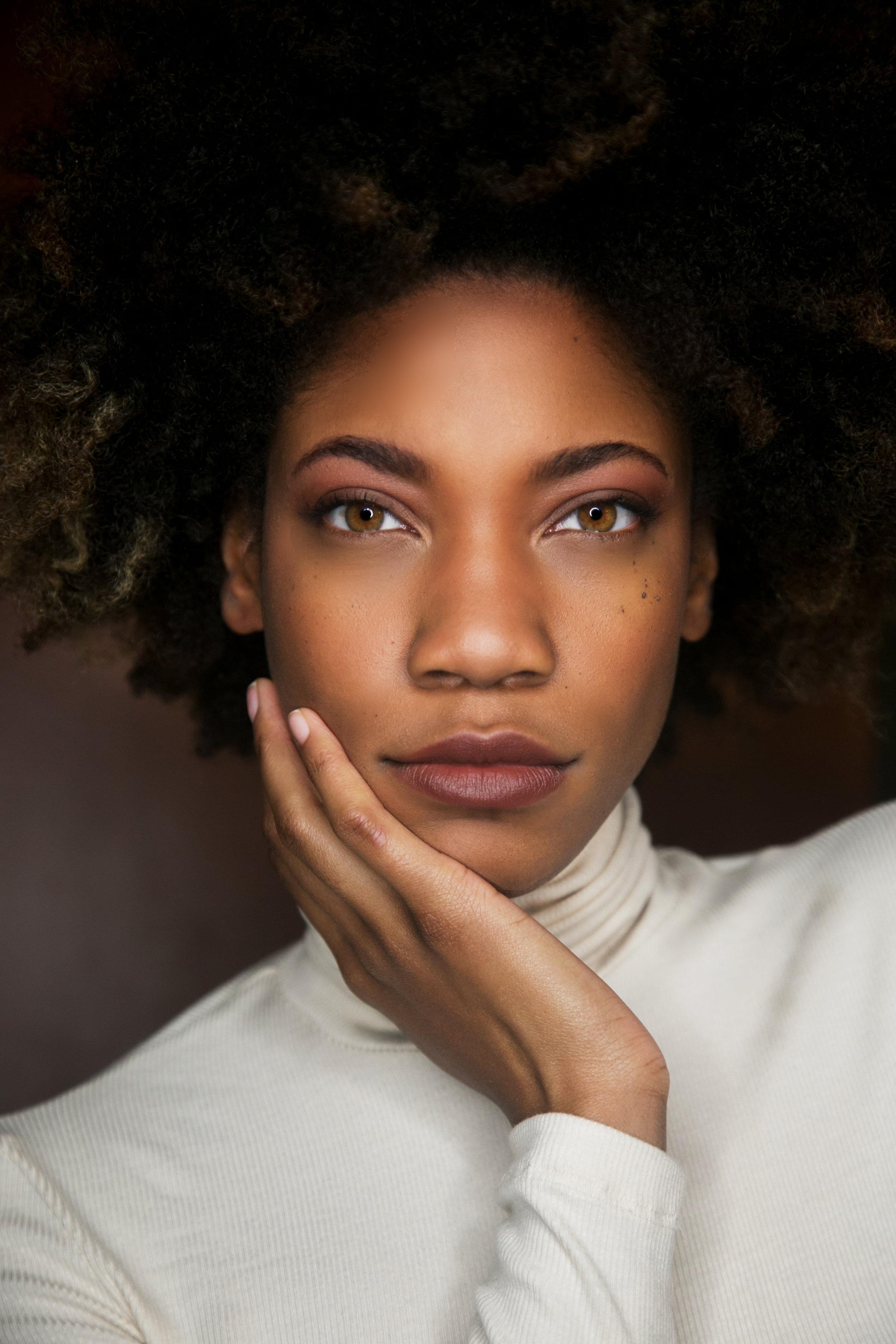Black Portrait photography