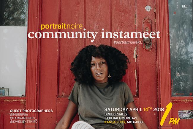 communitymeet001-portraitnoire- portrait photography