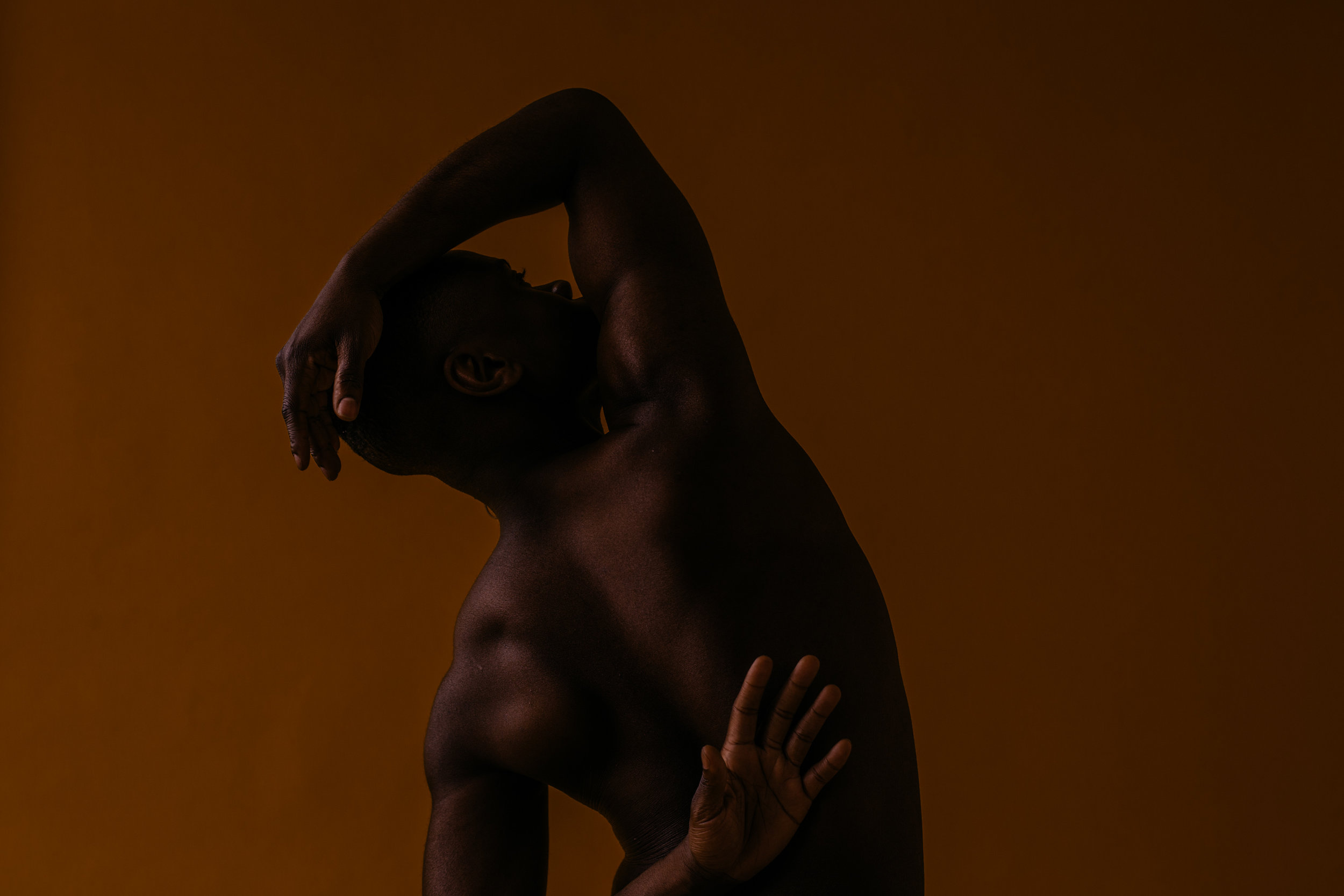 Amina Maya for portraitnoire.com -- Black portrait photography