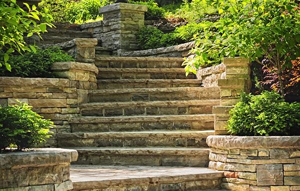 Sandstone & Ironstone | Landsculpt Landscape Design