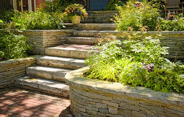 Retaining Walls | Landsculpt Landscape Design