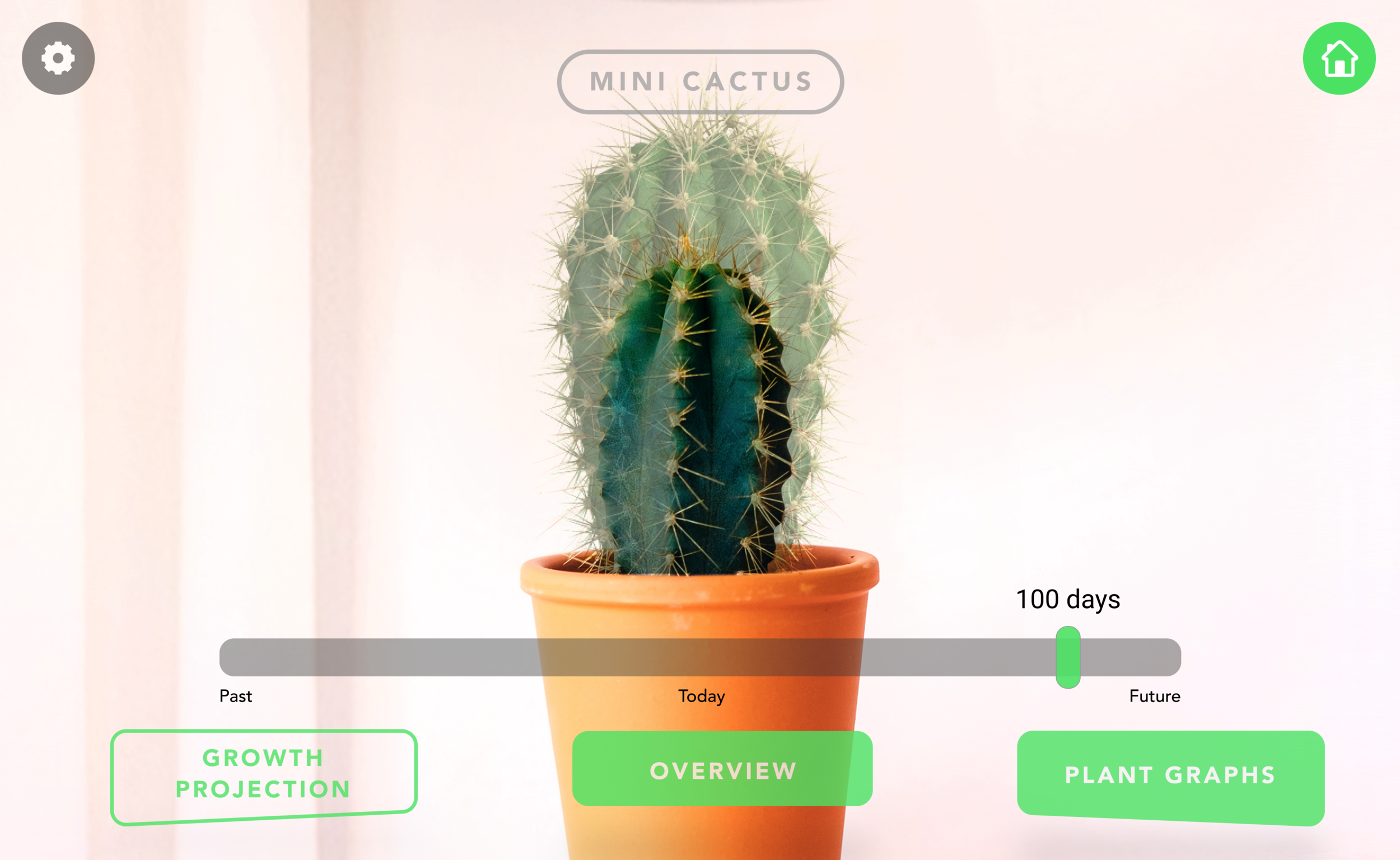 Plant cARe   An augmented reality app for taking better care of your plants.