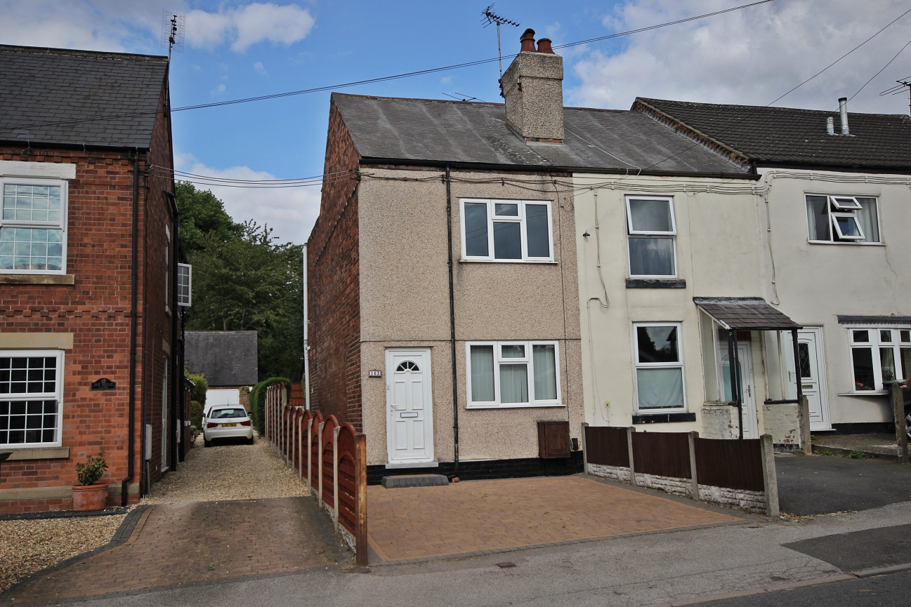 IT'S GONE! £118,950 Broad Lane, Brinsley, Notts, NG16 5BU - 2 BEDROOM END TERRACENO ONWARD CHAIN! A great starter home with off-road parking in a highly sought-after village location. Including two bedrooms, first floor bathroom, two generously proportioned receptions, kitchen and rear garden with additional outdoor WC. EPC rating E.