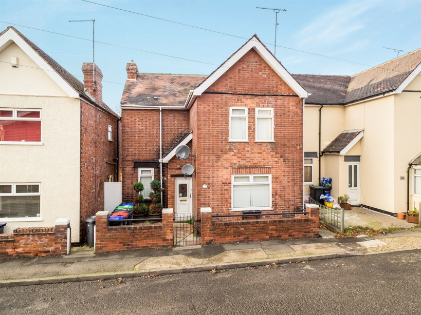IT'S GONE! - £135,000 Wagstaff Lane, Jacksdale, Nottinghamshire, NG16 5JL - 3 BEDROOM DETACHEDDetached 3 bed family home, with open plan modern kitchen diner. First floor family bathroom, enclosed rear garden. Central village location, ideal first-time buyers, priced for quick sale. EPC rating E