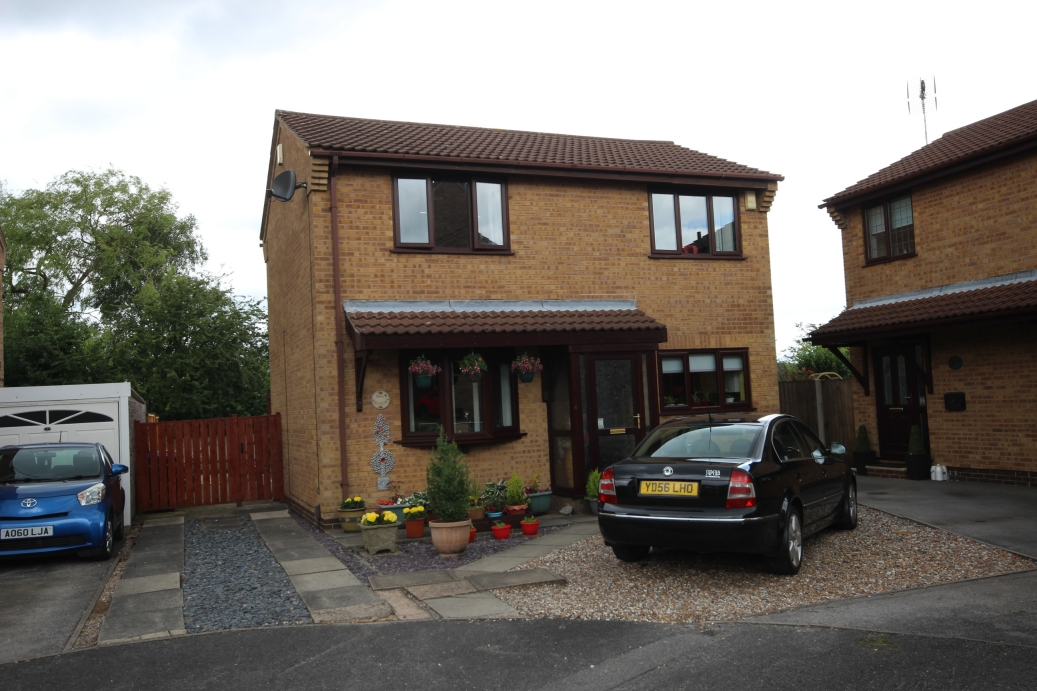 IT'S GONE! - £179,000 Hampshire Court, Westwood, Nottinghamshire, NG16 5LP - 3 BEDROOM DETACHEDA great size three bed detached house, with a spacious lounge and conservatory, kitchen, first floor bathroom and a stepped rear garden. EPC rating C.
