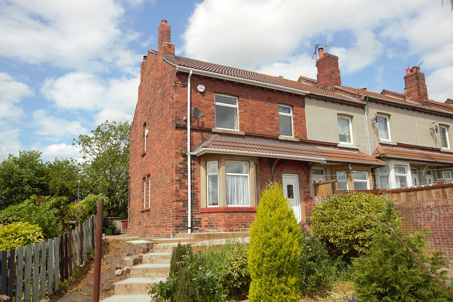 IT'S GONE! - £118,000 Cokefield Terrace, Pasture Lane, Hilcote, Derbyshire, DE55 5HW - 4 BEDROOM END TERRACENO ONWARD CHAIN. Excellent project! Generous four bedroom end terrace set in a large plot with two receptions, spacious kitchen and first floor family bathroom. Situated opposite a nature reserve, and with easy access to A38 & M1.
