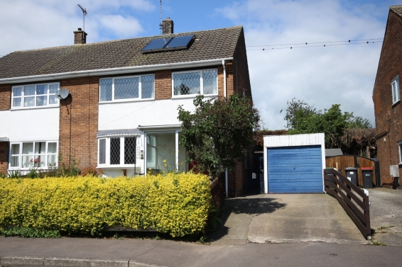 IT'S GONE! - £119,995 Grundy Avenue, Selston, Nottinghamshire, NG16 6GB - 3 BEDROOM SEMI DETACHEDMake your mark! This lovely semi detached family home oozes potential, with a spacious ground floor set up, three bedrooms, family shower room and additional WC, plus a private garden and driveway parking. NO CHAIN - EPC rating D