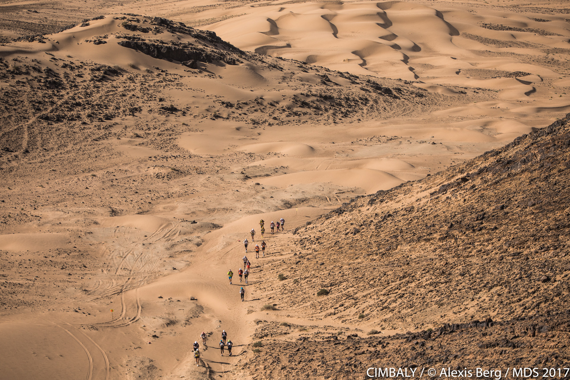 Marathon des Sables 2017