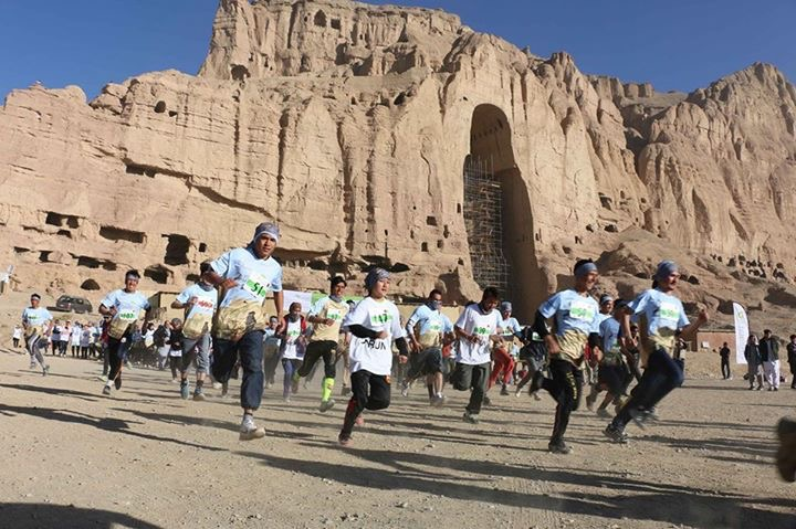 Free to Run in the third marathon of Afghanistan