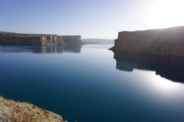 In Band-e Amir National Park