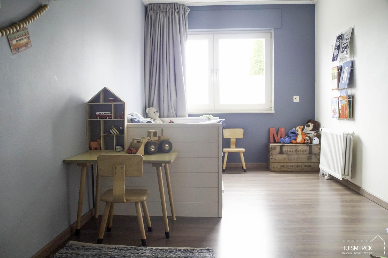 HUISMERCK | www.huismerck.nl | Kinderkamer | Our home | Mart | Boysroom | Stoere jongenskamer