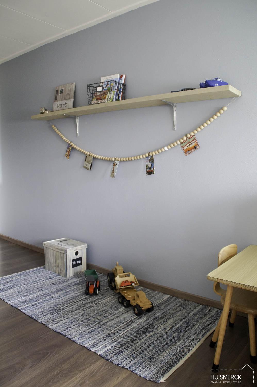 HUISMERCK | www.huismerck.nl | Kinderkamer | Our home | Mart | Boysroom | Stoere jongenskamer |  Speelplek