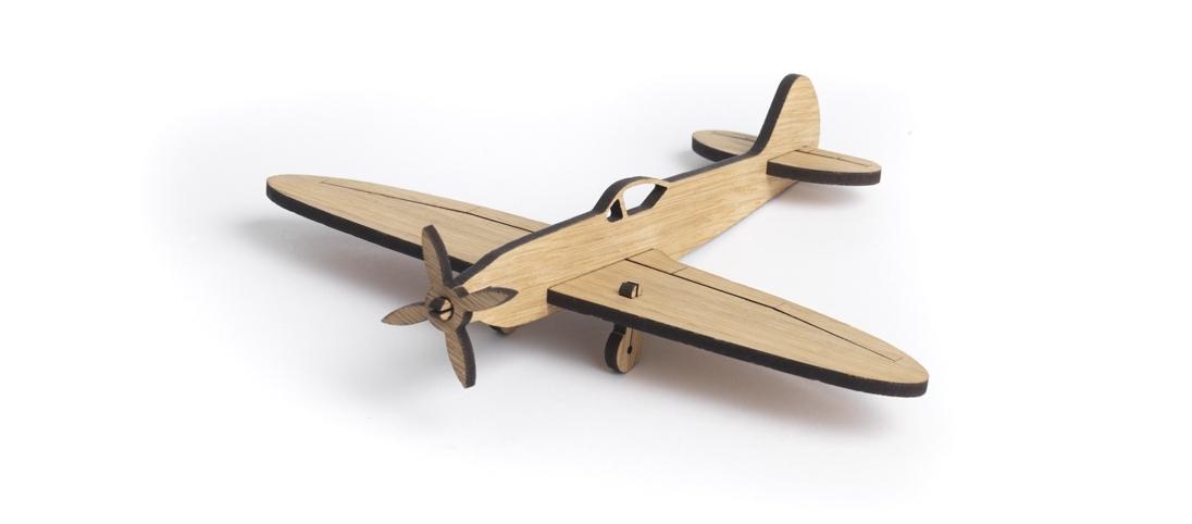 Plane No.1, ontstaan uit pure nostalgie