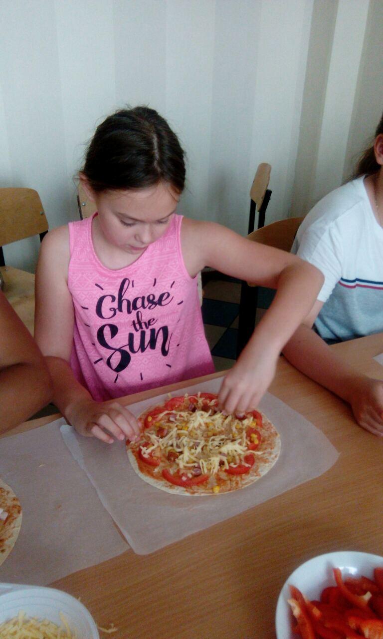 8 школа Леді Майстер-клас Піца.jpg