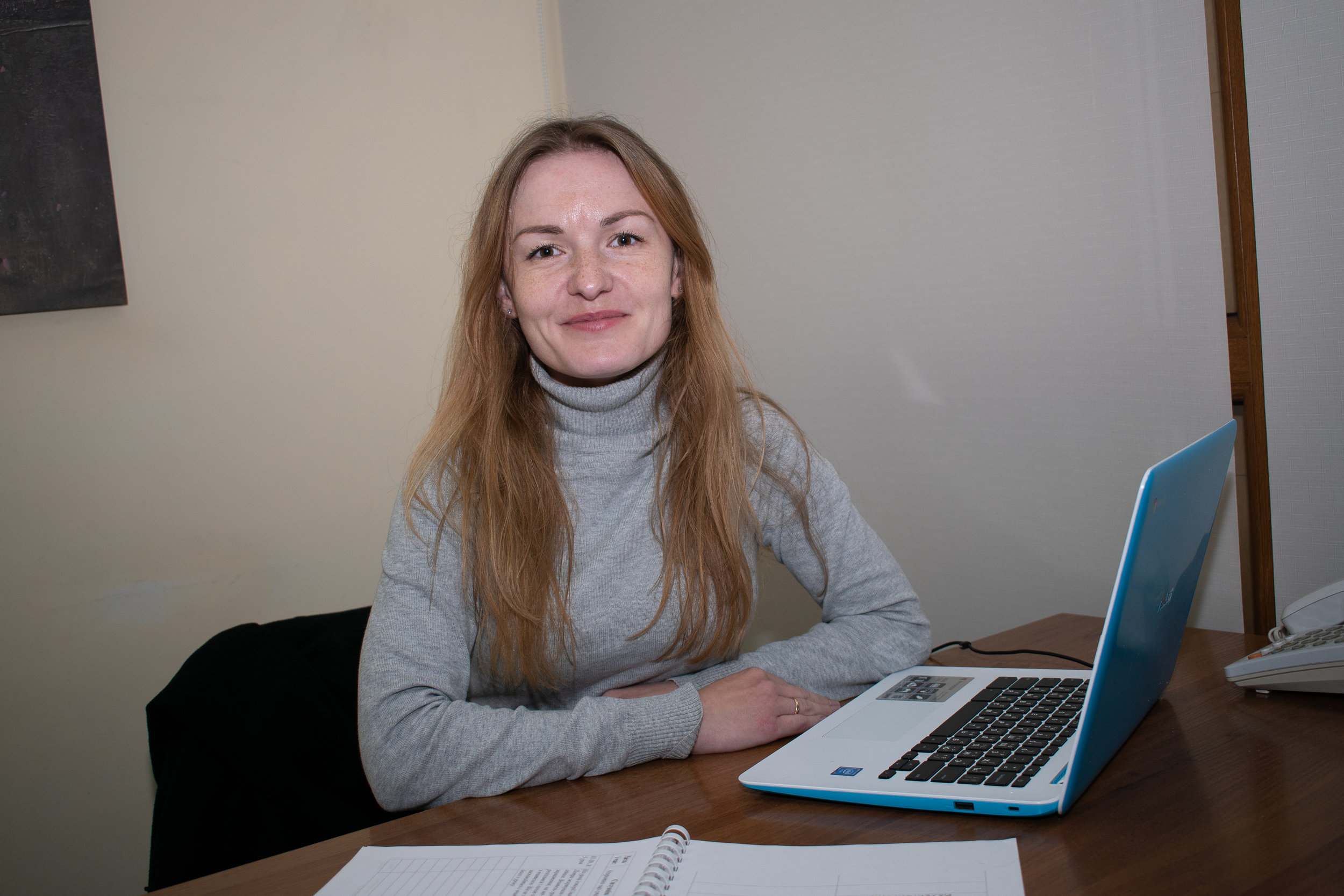 Берлюта Ольга Валентинівна - психолог