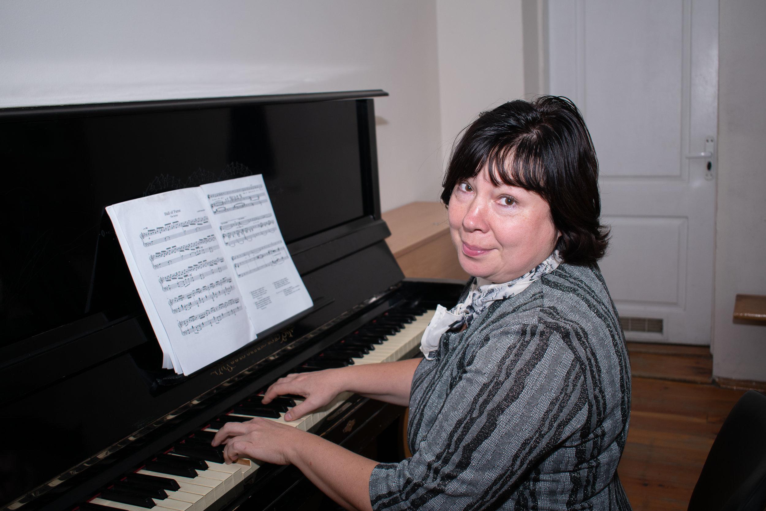 Дрозд Марина Володимирівна - вчитель музики