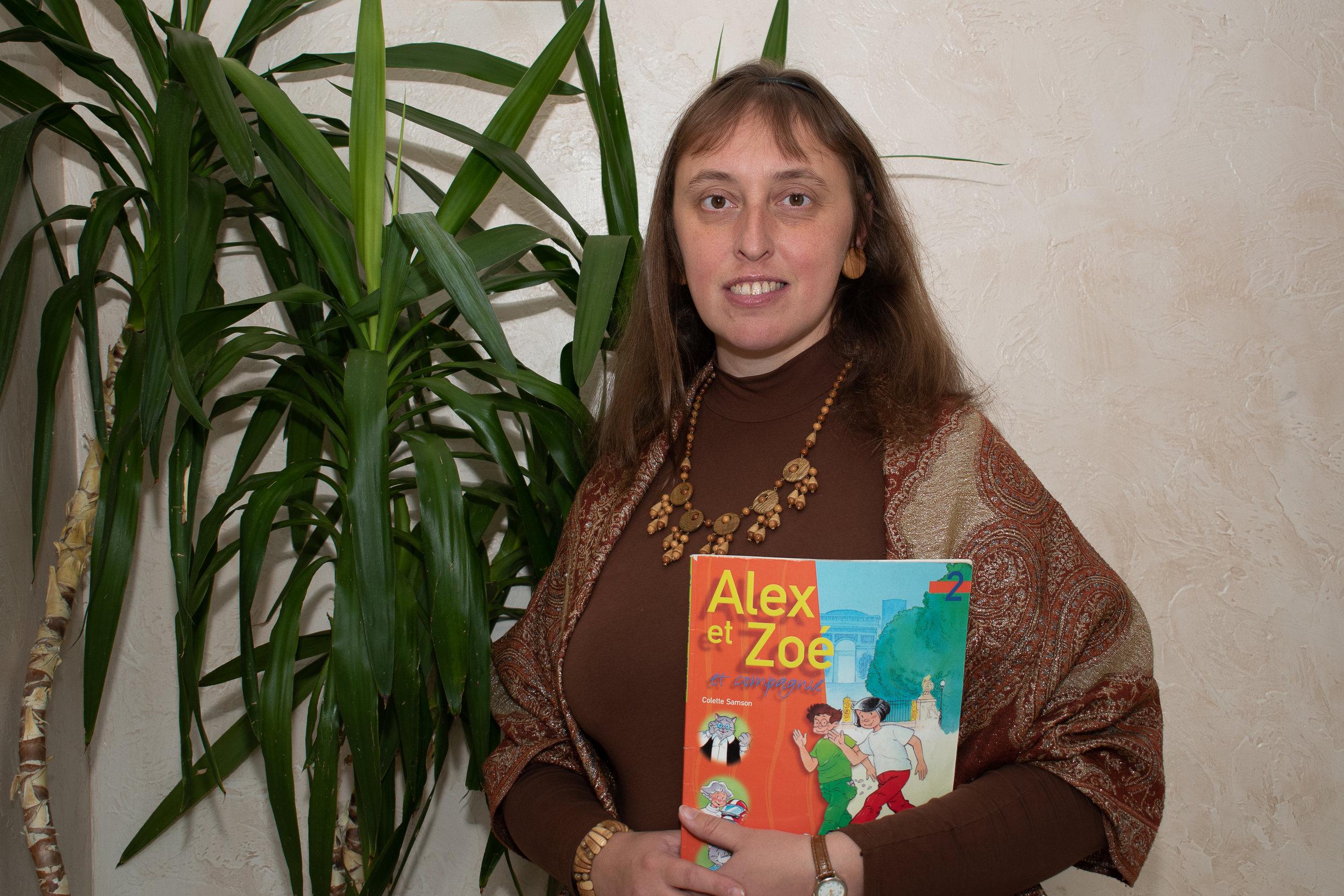 Тализіна Інна Олегівна - вчитель французької мови