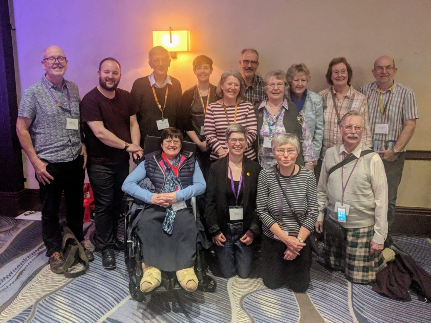 The Annual Meeting of the General Assembly of Unitarian and Free Christian Churches was held this year from 16 to 18 April in Birmingham. Nine members from St Mark's attended, including our minister Rev Peter Fairbrother. Jane Aaronson, Kate Foggo, Lesley Hartley and Rodger Hartley reflect on what they found when they went to Birmingham...