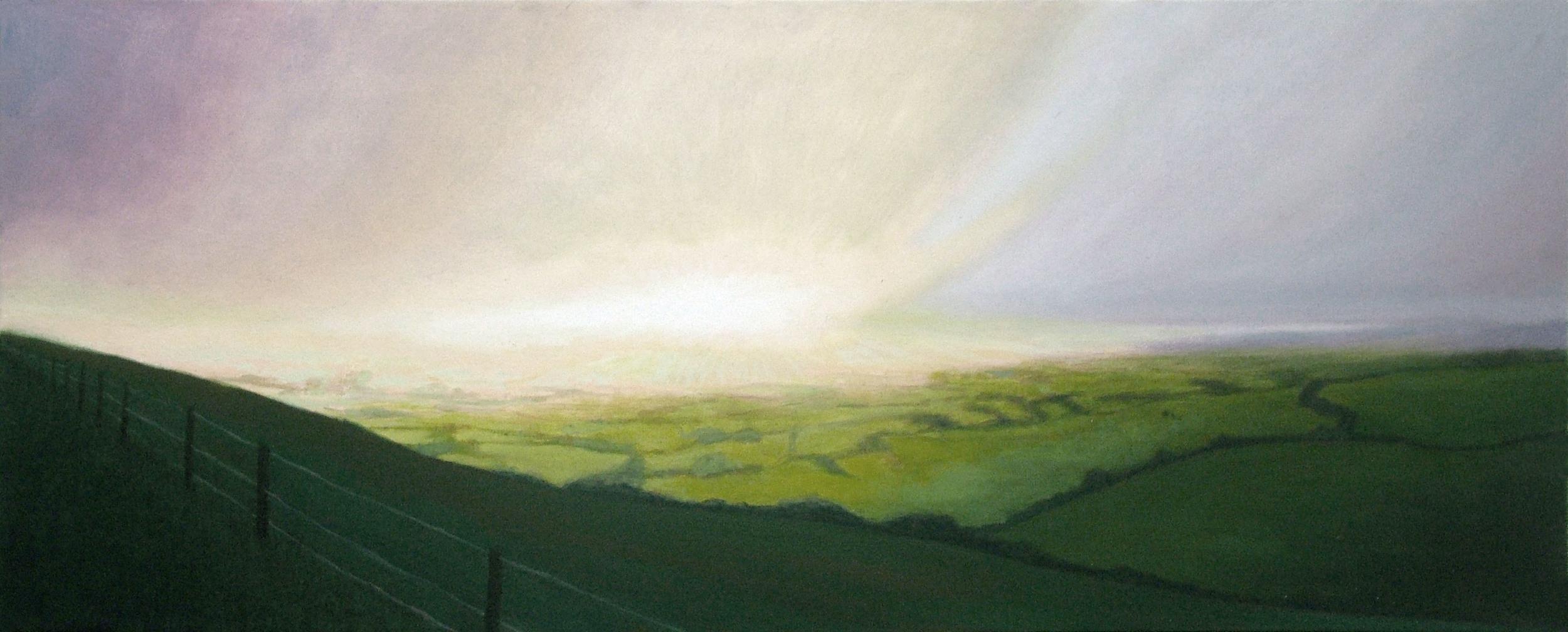 View from Eggardon Hill, West Dorset