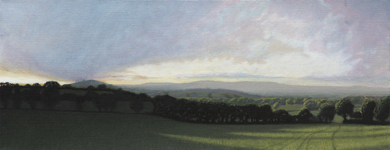 A view near Whitchurch Canonicorum