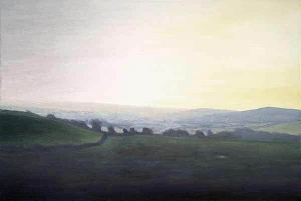 Bride Valley Sunset, West Dorset