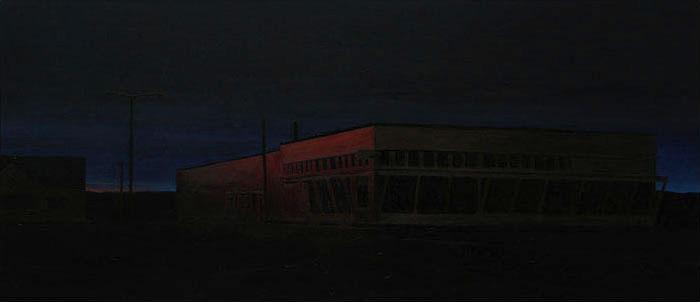 Dark Cafe