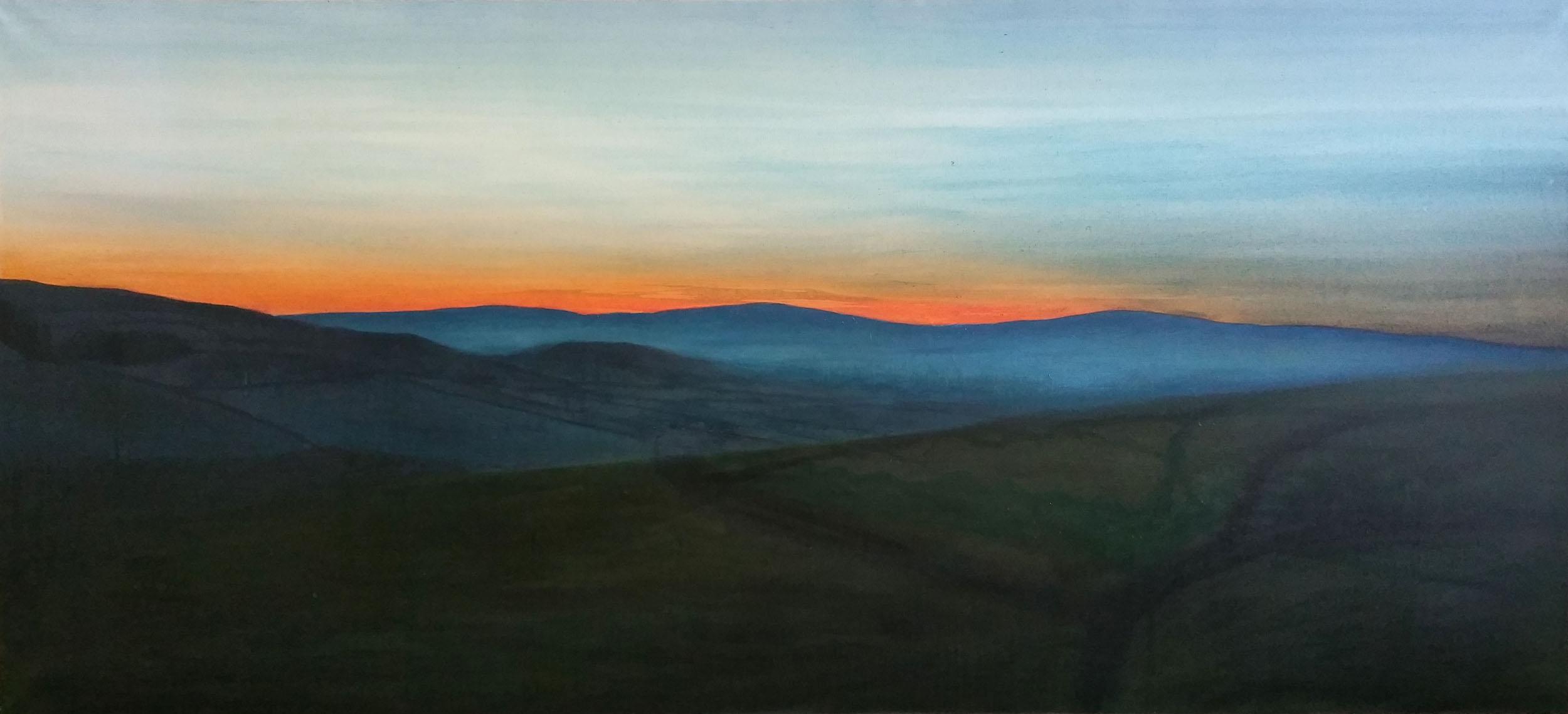Long Marshwood Vale Sunset