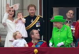 Click photo to see video of the Queen's scolding of Prince William