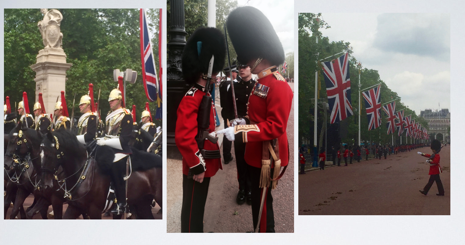 Trooping Of Colour London 2016
