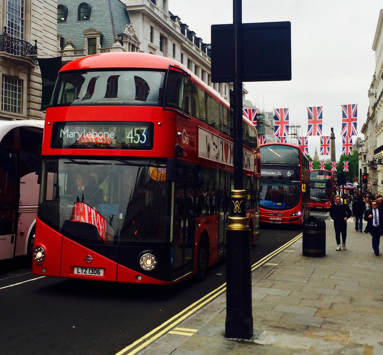 Marylebone Buses