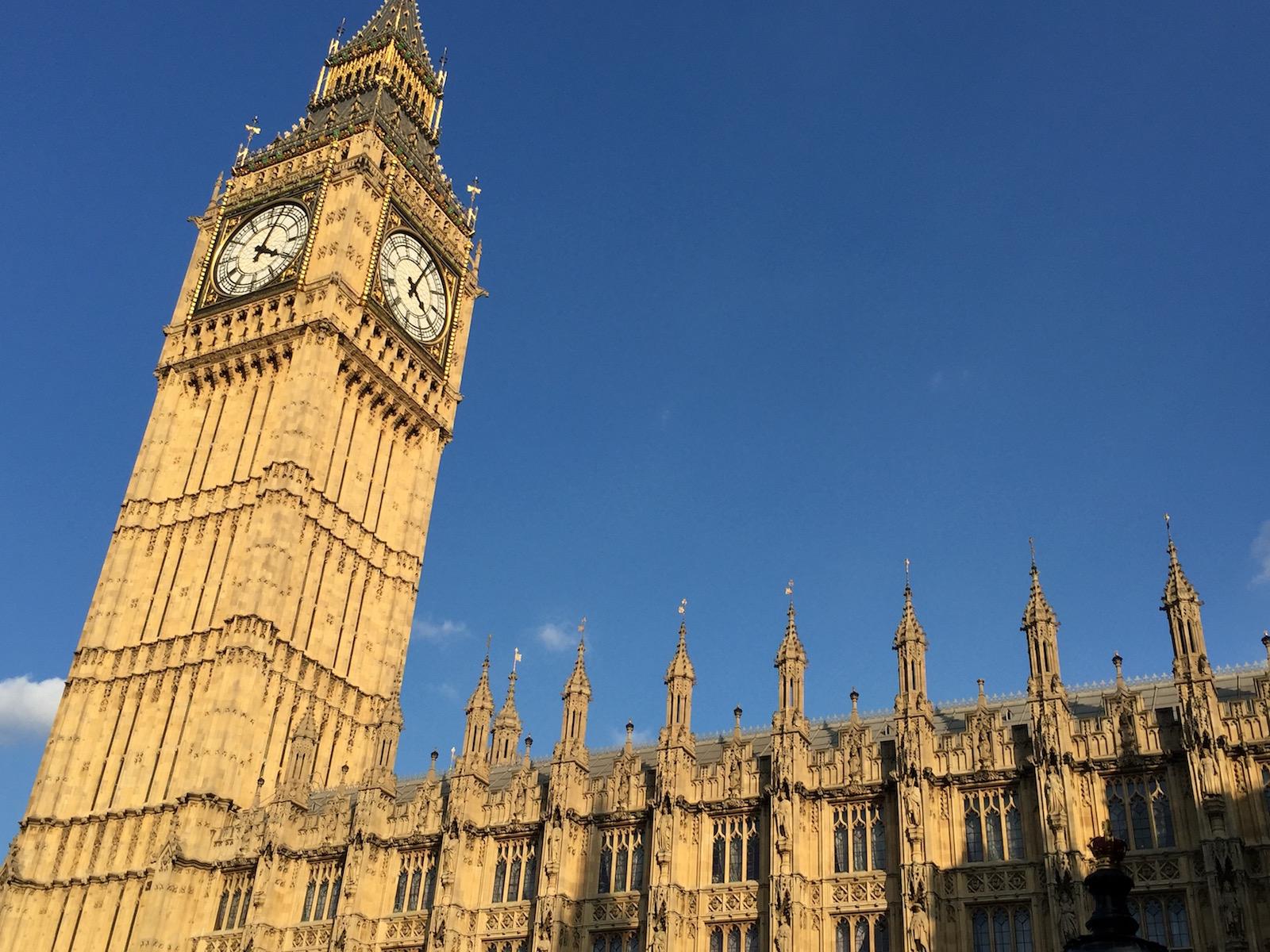Big Ben, The Elizabeth Tower
