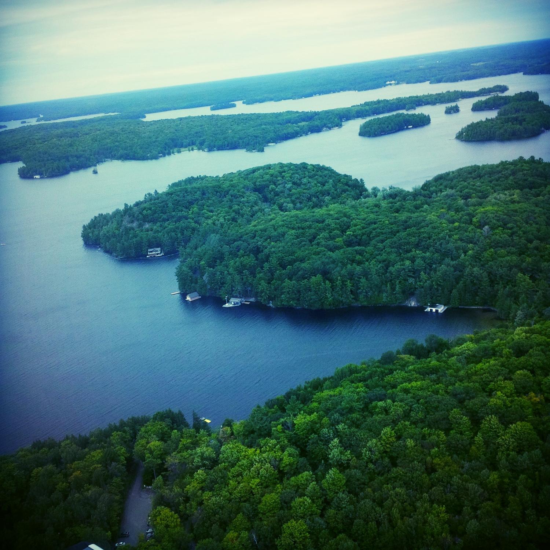 Adams Bay, Lake Rosseau
