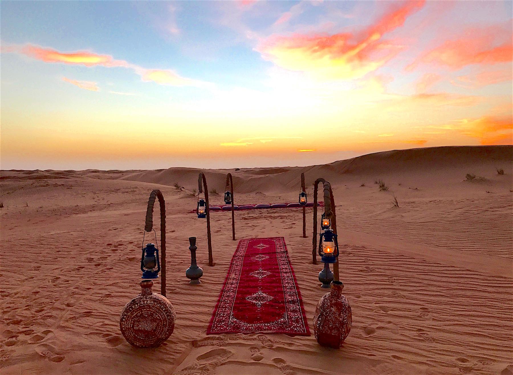 Desert Safari in Dubai.