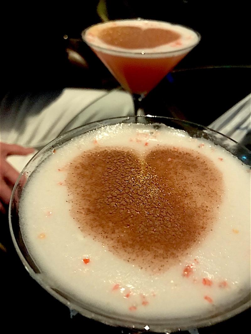 Cocktail Toxic Love at The Hotel Burj Al Arab