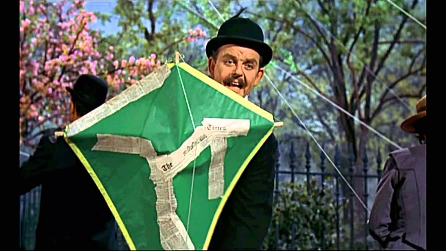Lets Go Fly a Kite. Mary Poppins.