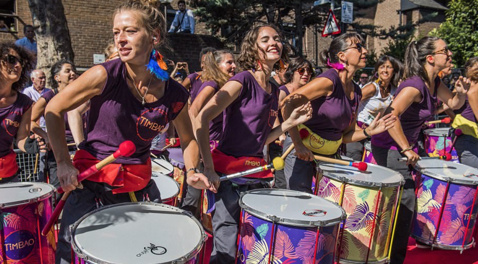 Drummers at The Notting Hill Carnival .png