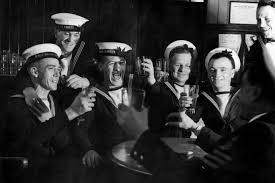 Drunken Sailors.