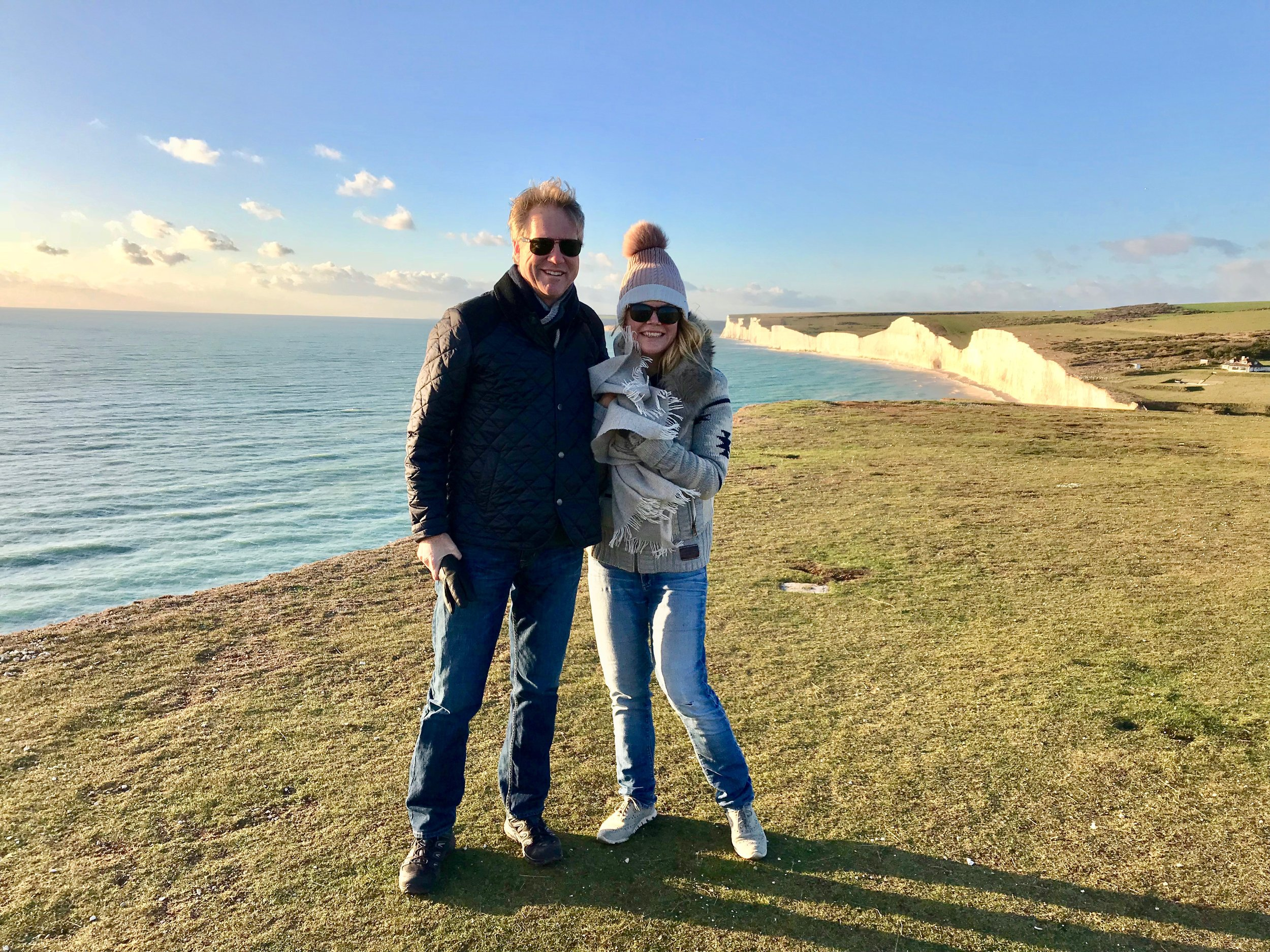 A Broad In London at The Seven Sisters